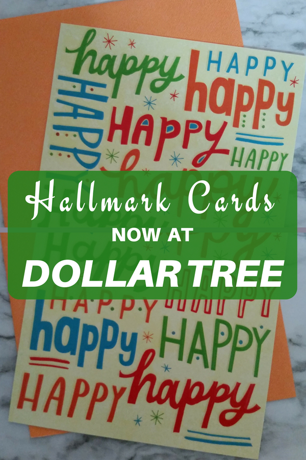 hallmark cards now at dollar tree miss mike s place