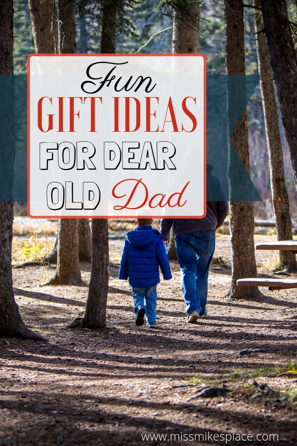 Fatheru0027s Day gift guide & Fun Fatheru0027s Day Gifts for Dear Old Dad - Miss Mikeu0027s Place